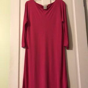 Evan Picone 3/4 Sleeve dress